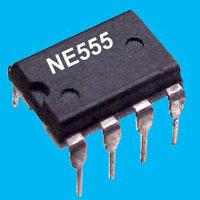 Monostabilni NE 555 timer