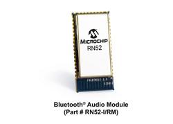 Microchip Technology proširuje ponudu Bluetooth® Audio Modula